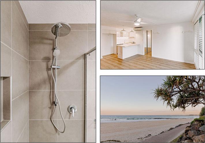 Coco Interiors - Kings Beach Beachfront